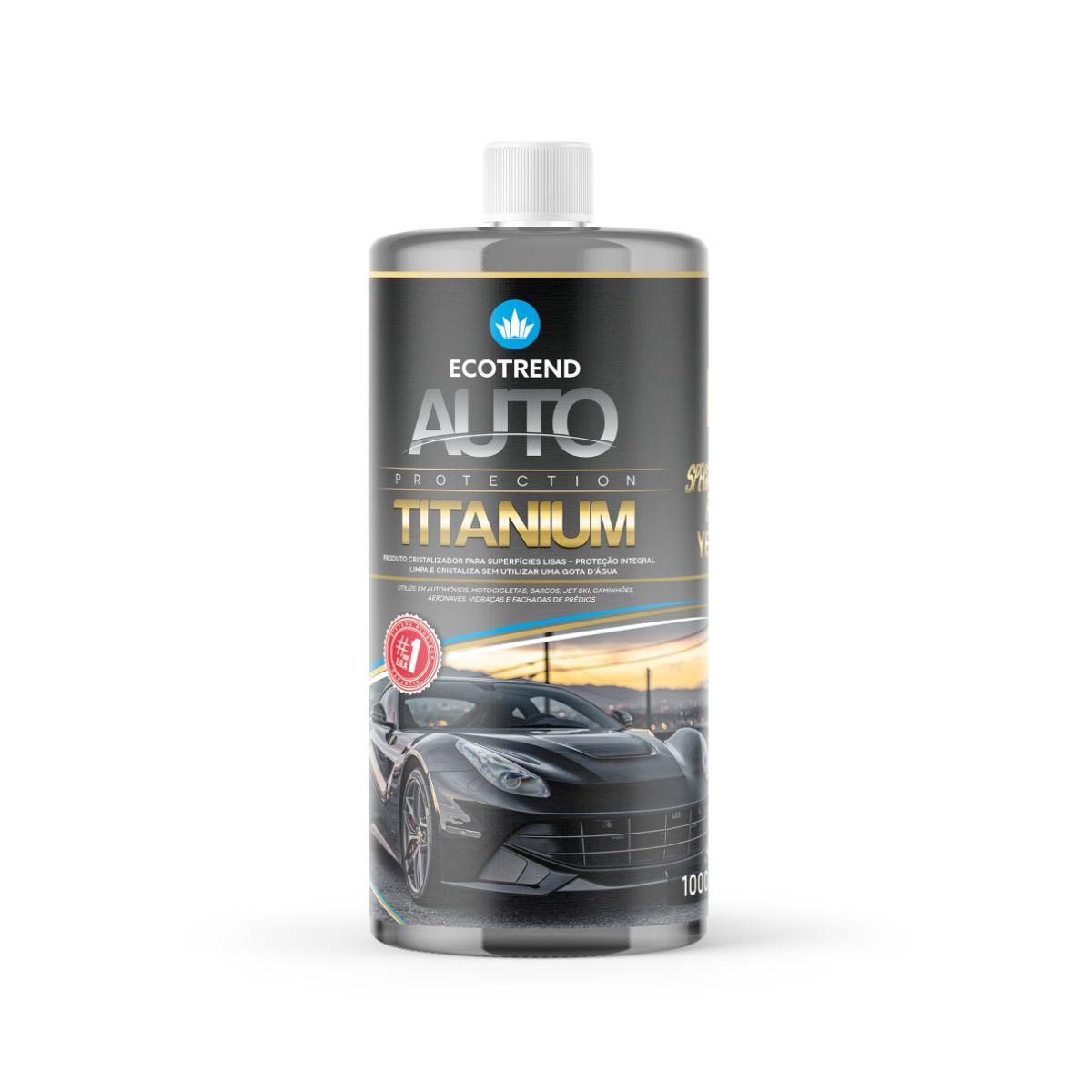 Auto Protection TITANIUM 1 LITRO