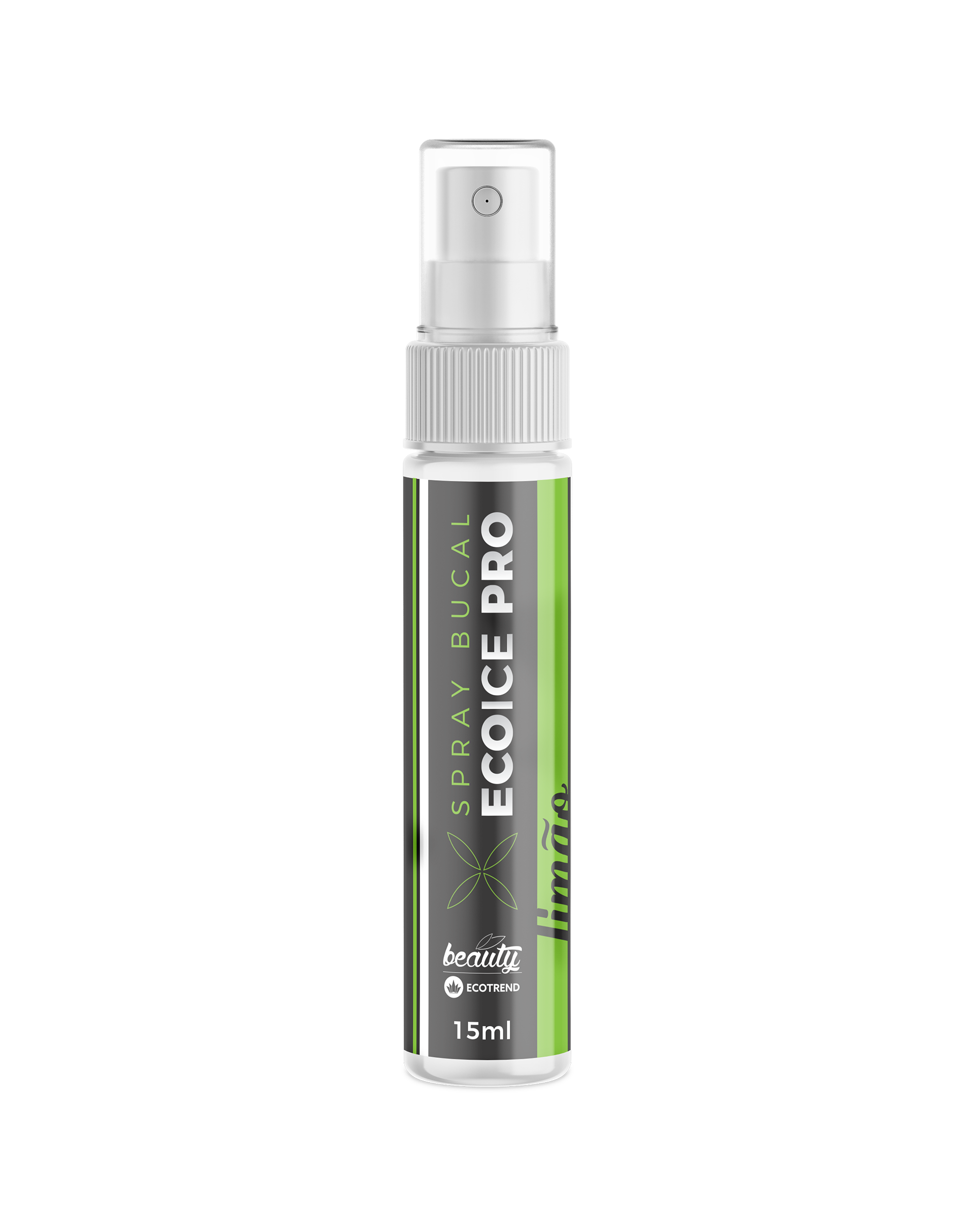 Eco Ice Pro – Spray Bucal Limão