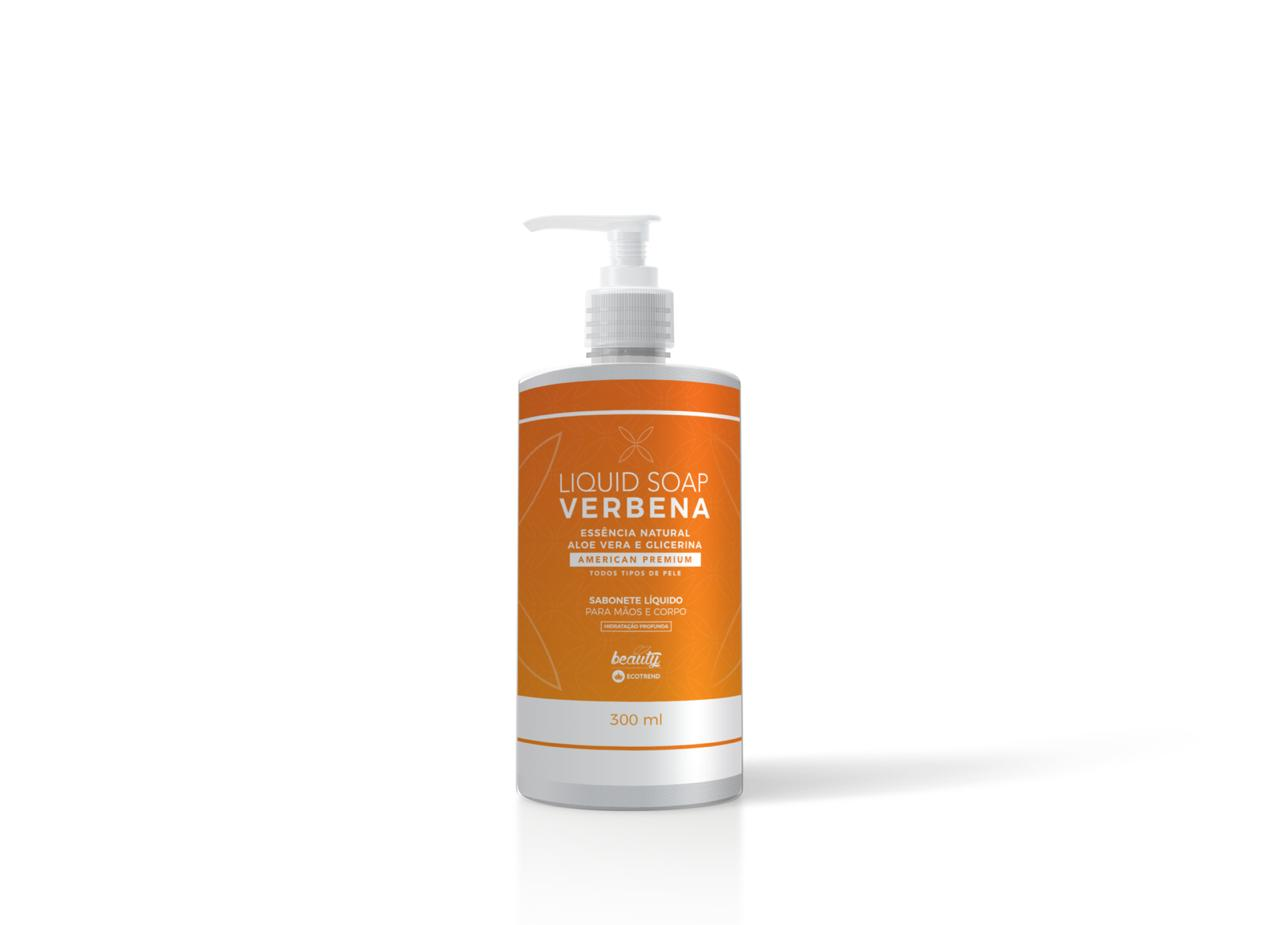 Sabonete Liquido Liquid Soap Verbena
