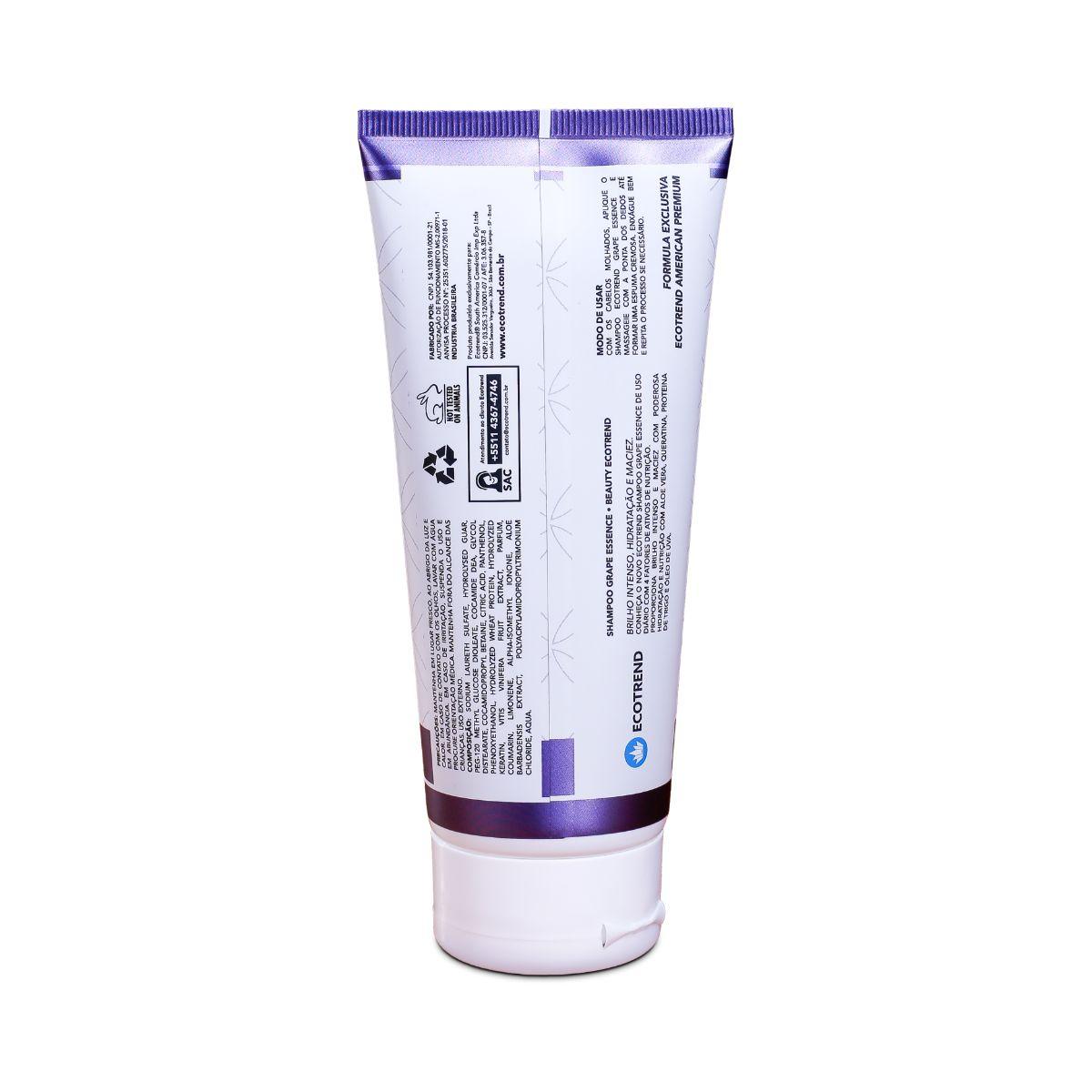 Shampoo Grape Essences